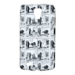 Old comic strip Galaxy S4 Active