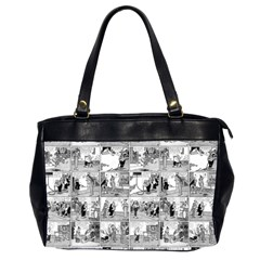 Old comic strip Office Handbags (2 Sides)