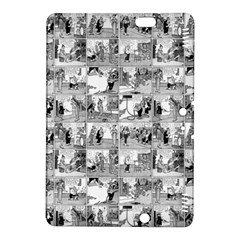 Old comic strip Kindle Fire HDX 8.9  Hardshell Case