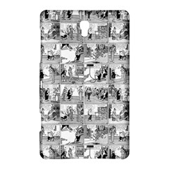 Old comic strip Samsung Galaxy Tab S (8.4 ) Hardshell Case