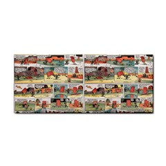 Old comic strip Cosmetic Storage Cases
