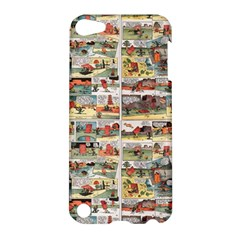 Old comic strip Apple iPod Touch 5 Hardshell Case