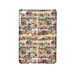 Old comic strip iPad Mini 2 Hardshell Cases