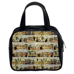 Old comic strip Classic Handbags (2 Sides)