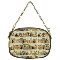 Old comic strip Chain Purses (One Side)