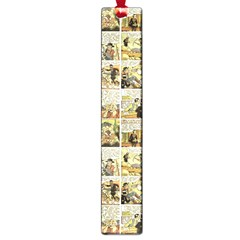 Old comic strip Large Book Marks