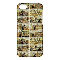 Old comic strip Apple iPhone 5C Hardshell Case