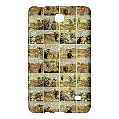 Old comic strip Samsung Galaxy Tab 4 (8 ) Hardshell Case
