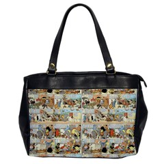 Old comic strip Office Handbags