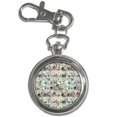 Old comic strip Key Chain Watches