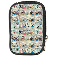Old comic strip Compact Camera Cases