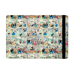 Old comic strip Apple iPad Mini Flip Case