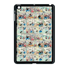Old comic strip Apple iPad Mini Case (Black)