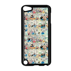 Old comic strip Apple iPod Touch 5 Case (Black)
