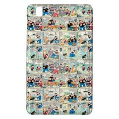 Old Comic Strip Samsung Galaxy Tab Pro 8 4 Hardshell Case