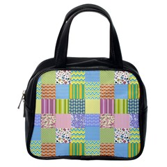 Old Quilt Classic Handbags (One Side)