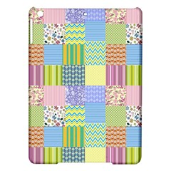 Old Quilt iPad Air Hardshell Cases