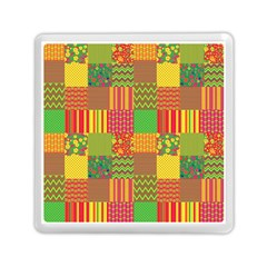 Old Quilt Memory Card Reader (Square)
