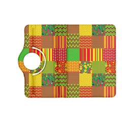 Old Quilt Kindle Fire HD (2013) Flip 360 Case