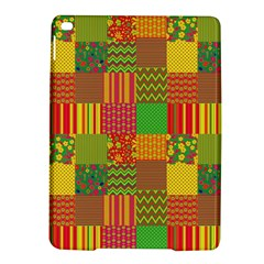 Old Quilt iPad Air 2 Hardshell Cases