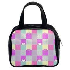 Old Quilt Classic Handbags (2 Sides)