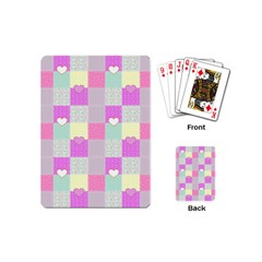 Old Quilt Playing Cards (Mini)