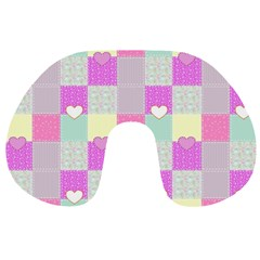 Old Quilt Travel Neck Pillows