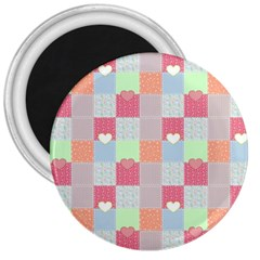 Patchwork 3  Magnets