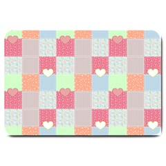 Patchwork Large Doormat
