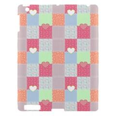 Patchwork Apple iPad 3/4 Hardshell Case