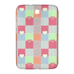 Patchwork Samsung Galaxy Note 8.0 N5100 Hardshell Case