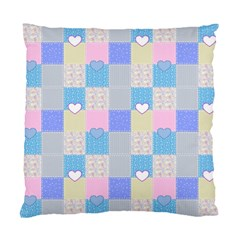 Patchwork Standard Cushion Case (One Side)