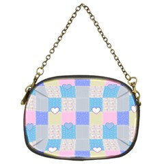 Patchwork Chain Purses (Two Sides)