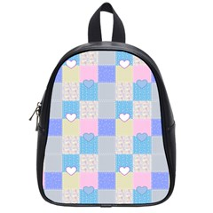 Patchwork School Bags (Small)