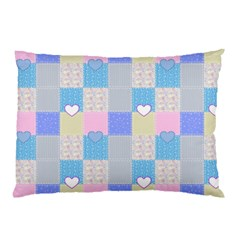 Patchwork Pillow Case (Two Sides)