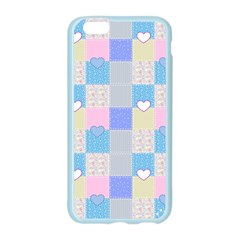 Patchwork Apple Seamless iPhone 6/6S Case (Color)