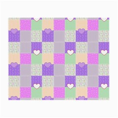 Patchwork Small Glasses Cloth (2-Side)