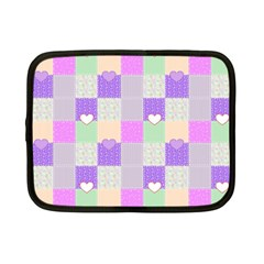 Patchwork Netbook Case (Small)