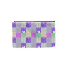 Patchwork Cosmetic Bag (Small)
