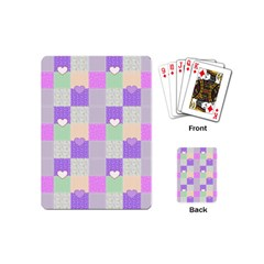 Patchwork Playing Cards (Mini)