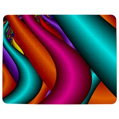 Fractal Wallpaper Color Pipes Jigsaw Puzzle Photo Stand (Rectangular)