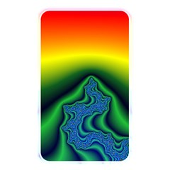 Fractal Wallpaper Water And Fire Memory Card Reader