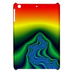 Fractal Wallpaper Water And Fire Apple iPad Mini Hardshell Case