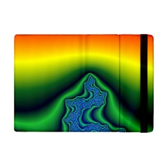 Fractal Wallpaper Water And Fire Ipad Mini 2 Flip Cases
