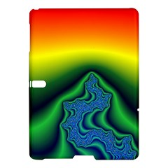 Fractal Wallpaper Water And Fire Samsung Galaxy Tab S (10.5 ) Hardshell Case