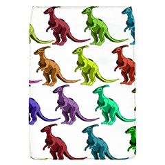 Multicolor Dinosaur Background Flap Covers (l)