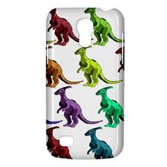 Multicolor Dinosaur Background Galaxy S4 Mini