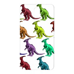 Multicolor Dinosaur Background Samsung Galaxy Note 3 N9005 Hardshell Back Case