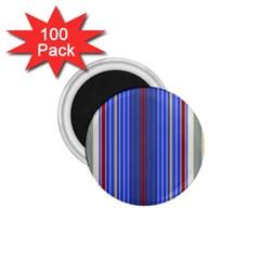 Colorful Stripes Background 1 75  Magnets (100 Pack)