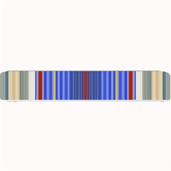 Colorful Stripes Background Small Bar Mats